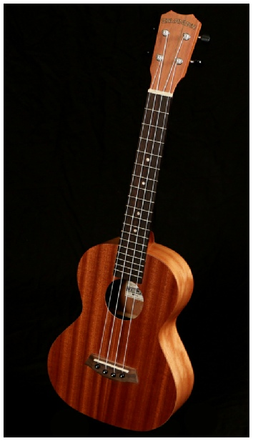 Islander MT4 Tenor 2 Ukulele Music Hawaii