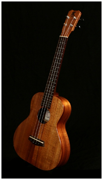 Kanile'a K 1 Super Tenor Ukulele Music Hawaii